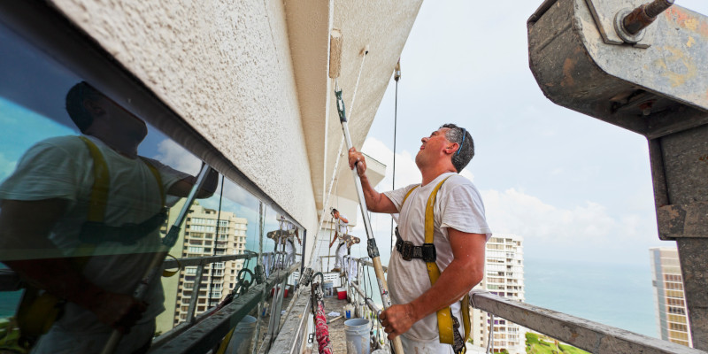 Commercial Painter in Charlotte, North Carolina
