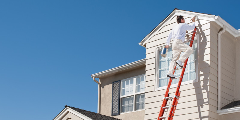 Exterior Painting in Rock Hill, South Carolina