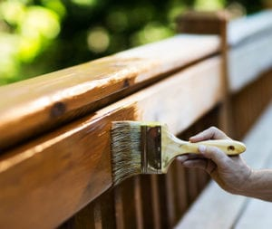 Deck Staining is a Choice Your Home Can Be Proud Of