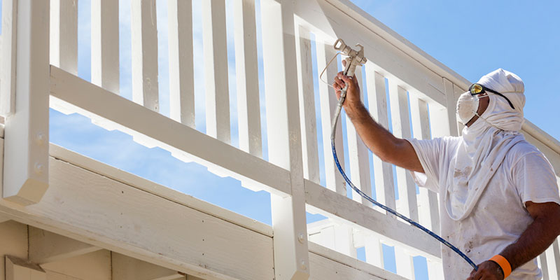 Exterior Painting Needs Can Catch Up with You Before You Know It-- Let Us Help!